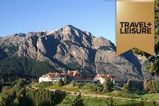 Top tres de los mejores resorts en Sudamerica 2012
