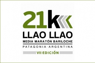 Media Maratón Llao Llao 21K