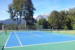 Nueva cancha de tenis