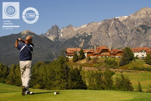 Our golf course is the first one in Argentina to be awarded with ISO 14001
