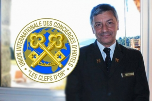 New Member of Les Clefs d´Or