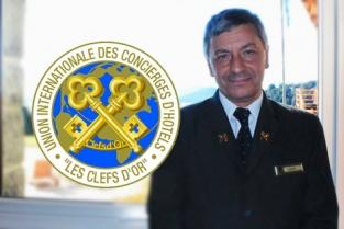 Nuevo miembro de Les Clefs d´Or