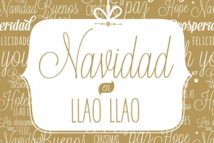 Celebrá la Navidad en Llao Llao