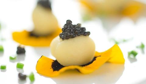 Degustación de Caviar