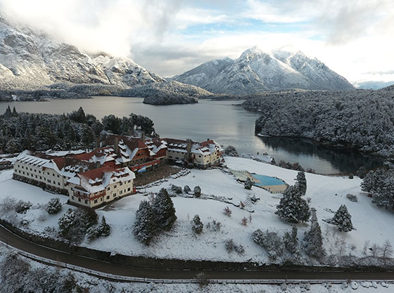 Clima En Bariloche